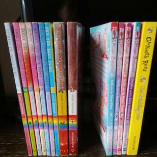 Rainbow Magic🌈 Magic Ballerina  $10each