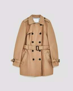 Long Coat / Jaket / Blazer Zara Original