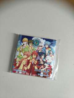 Idolish7 natsu shiyou ze square badge