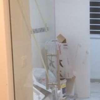 🚚 Tempered Glass door for Kitchen