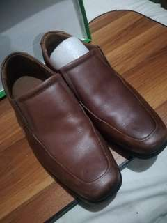 Obermain Leather Shoes