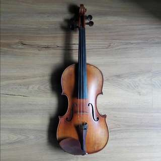Preloved Violin For Sale