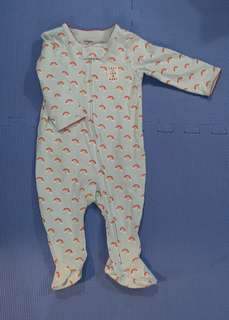 Carter's 6m frogsuit