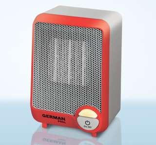 德國寶迷你暖風機; mini heater