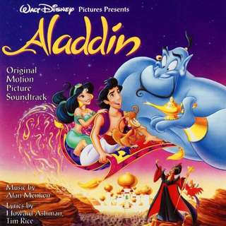 💯 DISNEY's Aladdin: Music from the Motion Picture Soundtrack