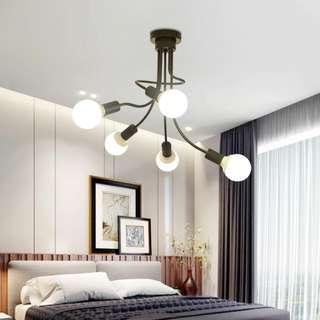 Spiral Ceiling Lamp