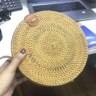 Bali Round bag