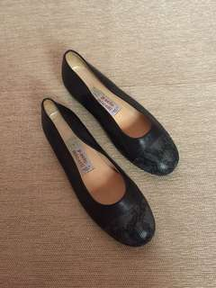 Paolo micelli flat shoes