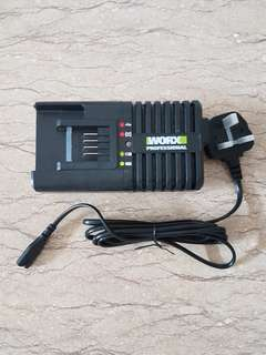 Worx Quick Charger: Hydroshot
