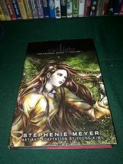 Twilight:The Graphic Novel