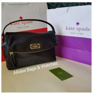 💯 Authentic Kate Spade Miri Blake Avenue