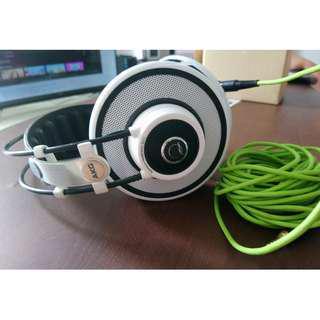 Price-drop - AKG Q701 Quincy Jones Reference Headphones