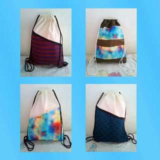 Bags/String Bags/Pouch