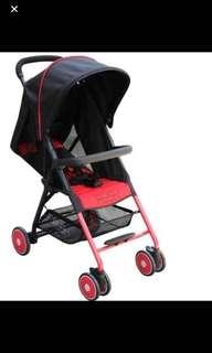 Lucky baby rush buggy stroller / pram