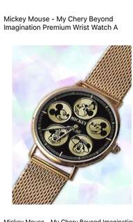 Disney My Chery Mickey Watch A