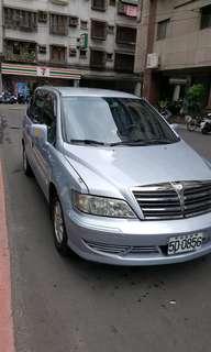 三菱Savrin 2002年,車況超佳,不買可惜