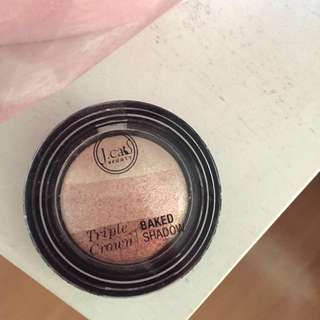 JCat Beauty Triple Crown Baked Eyeshadow