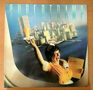 Vinyl LP: Supertramp <Breakfast In America> (1979)