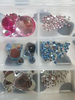 Rhinestones for craft clothes Jewellery sale