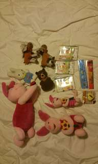 Disney - winnie the pooh - piglets and more!!