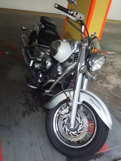 Yamaha Dragstar classic 400 for sale