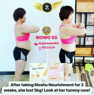 Wowo Nourishment 1+1 Meal Replacement