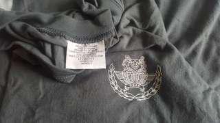 2 Shirt RSAF Air Force Admin Tee for $30