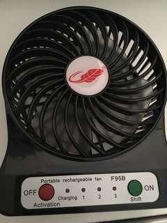 手提電風扇 芭蕉扇 Portable Fan