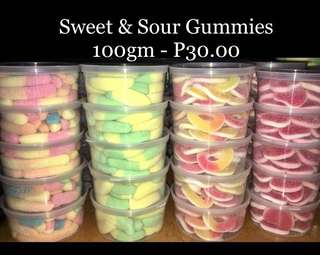 Gummy Candies 100gm