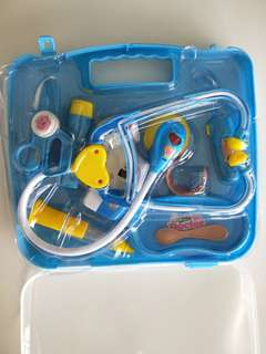 Kid Doctor Toy set