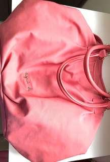 Agnes b 粉紅粉紅袋