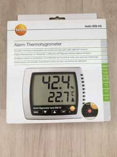 電子溫度、濕度計 Thermo-hygrometer