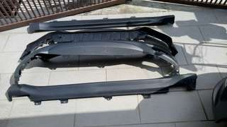 Honda HRV bumper