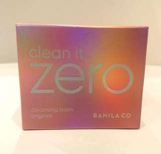 Banila Co - Clean it Zero - cleansing balm