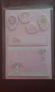 My Melody Post It Pad