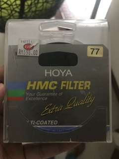 Hoya 77mm NDx400 HMC Filter