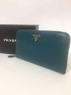 Prada Saffiano Large wallet