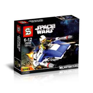 SY™ 1005E Star Wars A-Wing Microfighter