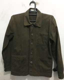 Paperfeed coverall jacket