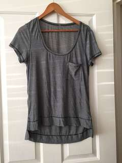 Lululemon Perfect Layer Tee- CAN 6
