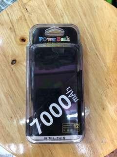 外置充電器7000mAh