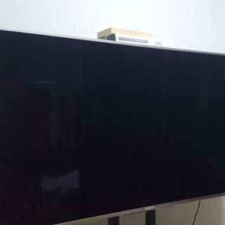 Sony 55 inch 4K TV Smart TV (HDR) X85D - excellent condition with extended warranty