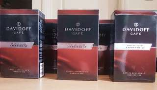 Buy 1, Get 1 - Davidoff Cafe Coffee (Dark Espresso Roast)