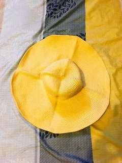 🚚 超大帽簷遮陽帽
