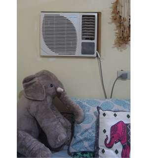 American Home 1HP Air Conditioner (Used for 1 year only)