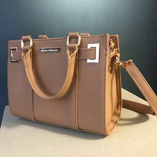 Colette Steph Square Mini Tote Bag (New without tag)