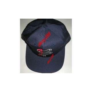 5 Pcs Fila Baseball Cap (Navy Blue) - New