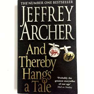 And Thereby Hangs A Tale By Jeffrey Archer (short stories thriller book)