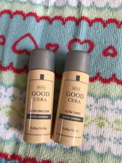 Good cera ultra emulsion dan ultra toner