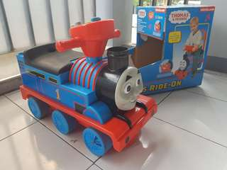 Thomas Ride on Kiddieland 2nd (mobil2an)